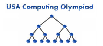The USA Computing Olympiad logo
