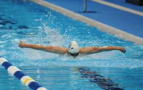 Seliskar named to premiere swim team