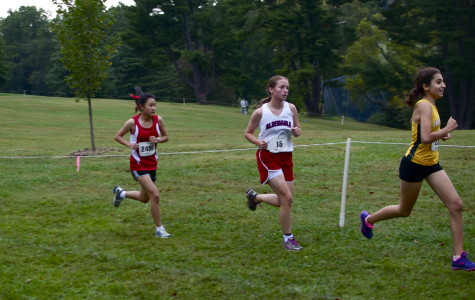 Cross Country Races at Maymont Invitational