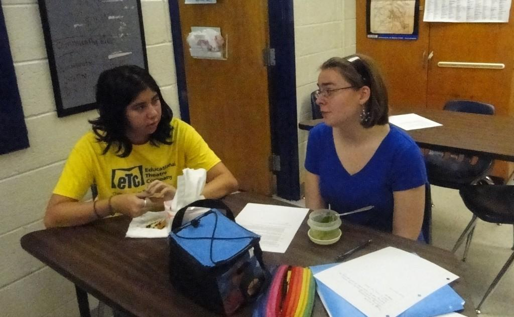 Quiz Bowl officers plan for new year