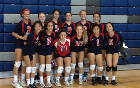 Volleyball finishes second in pool