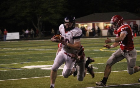 Colonials draw closer to playoffs with 26-16 victory