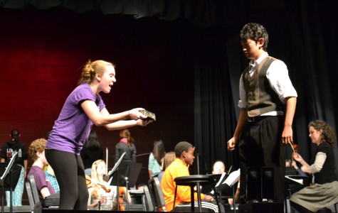 Sweeney Todd to be performed by TJ Choir