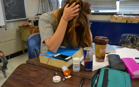 Students combat emotional intensity in surprising ways