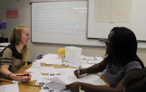 Club holds effort to write letters for Write-A-Thon