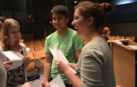 TJ Drama holds auditions for one-acts