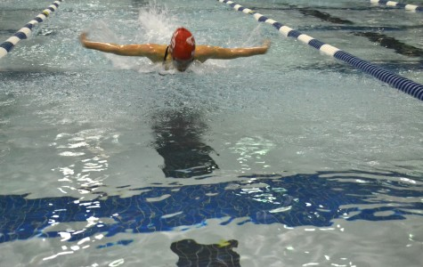 Swim and Dive has exciting meet against Madison