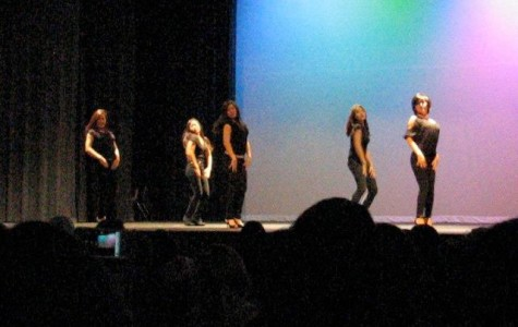 KCC members perform at last year's I-Nite.