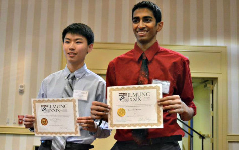 Students solve world problems at Model UN conference