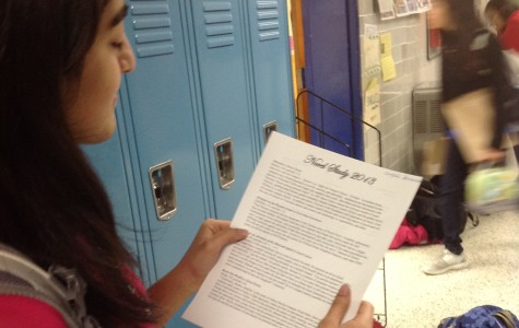 Freshman English classes start annual novel rotation