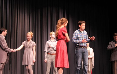 Playwright's Workshop showcases student writers