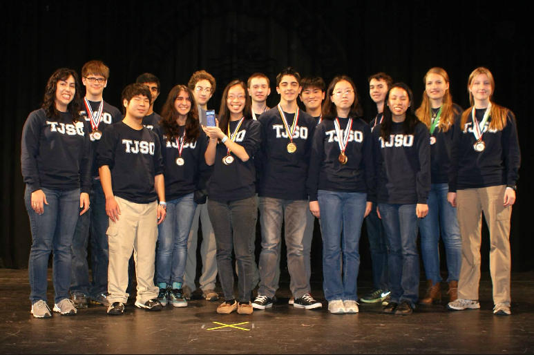Science Olympiad breaks record in Pennsylvania invitational