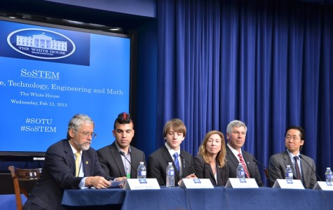 White House hosts first SoSTEM conference