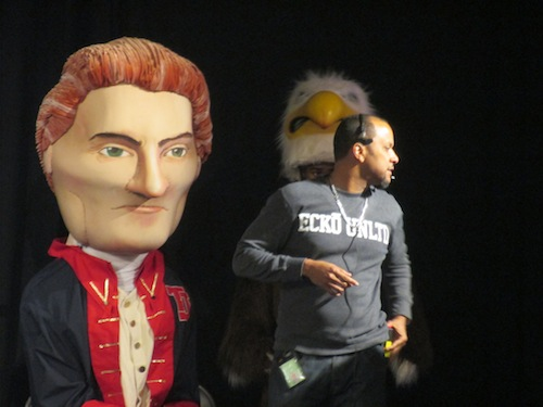 TJ Quiz Bowl competes on NBC4 'It's Academic'