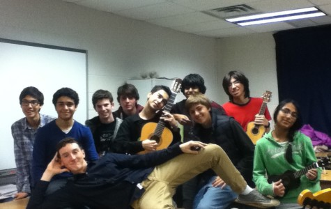 Guitar Club welcomes interested musicians