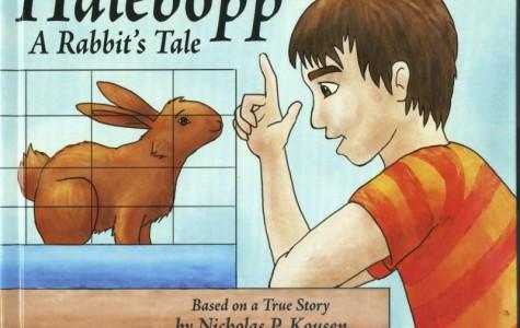 Senior and 2012 graduate publish children's story