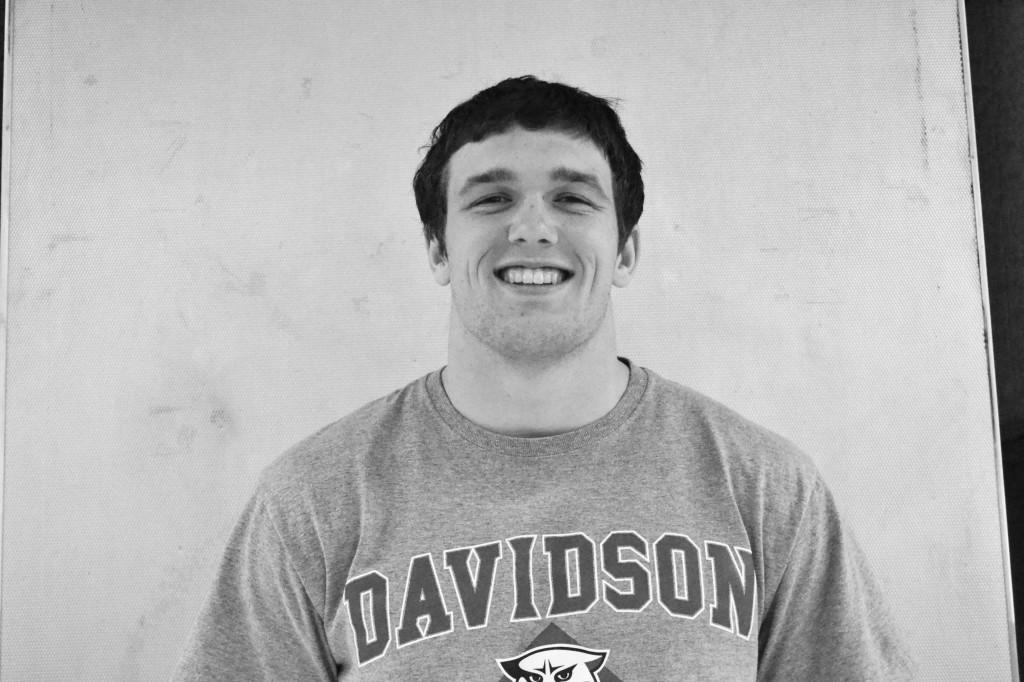 Wrestling Athlete of the Season: Patrick O'Connor