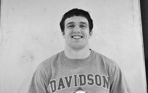 Wrestling Athlete of the Season: Patrick O'Connor