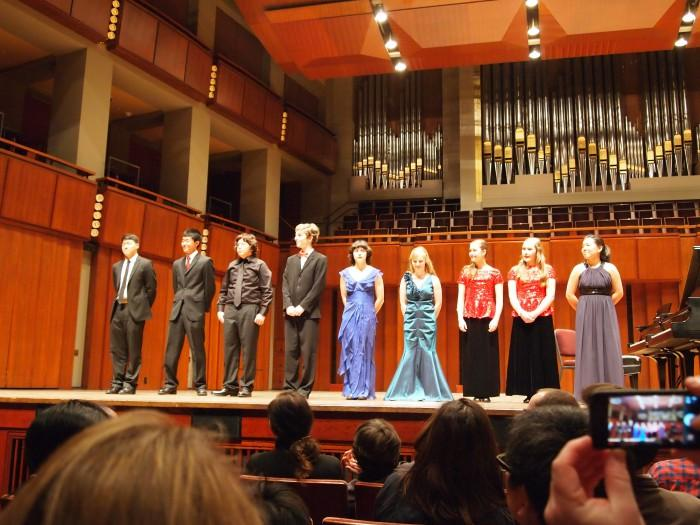 Students earn spots in NSO Young Soloists' Competition Finals
