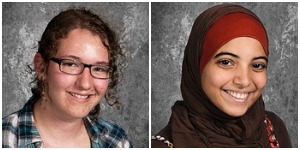 Three students named Scholastic Writing Awards medalists