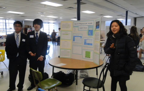 Cool science projects go to Regionals