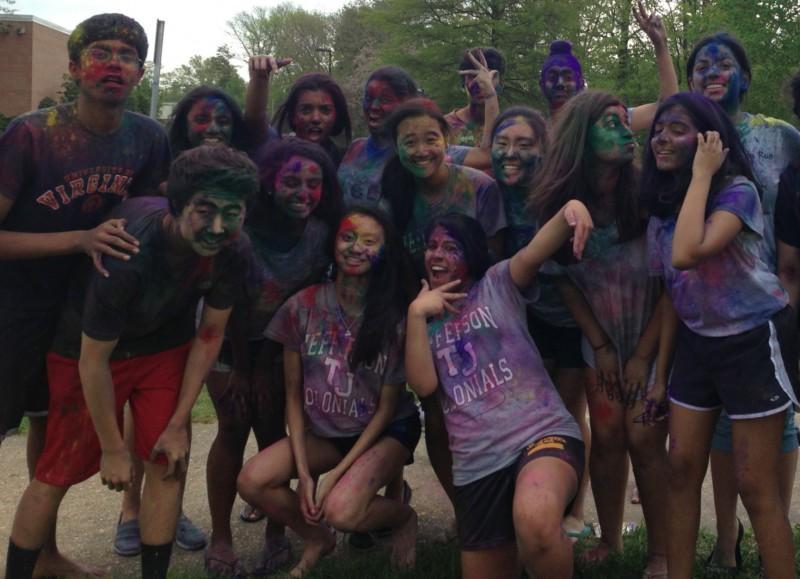 Namaste+hosts+colorful+celebration