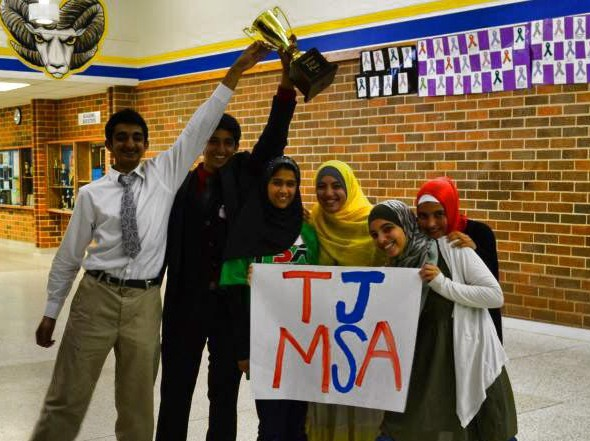 MSA earns first place at Ilmathon competition