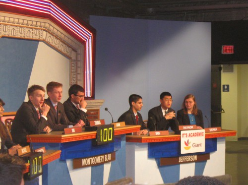 TJ Quiz Bowl moves on to ' It's Academic' Finals