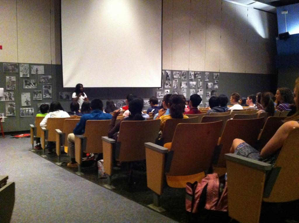 Forensics+Speech+club+hosts+first+Speechfest
