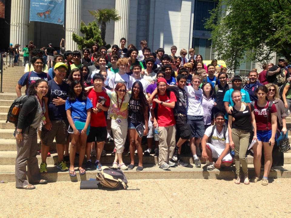 Freshmen+visit+the+Smithsonian+National+Museum+of+Natural+History