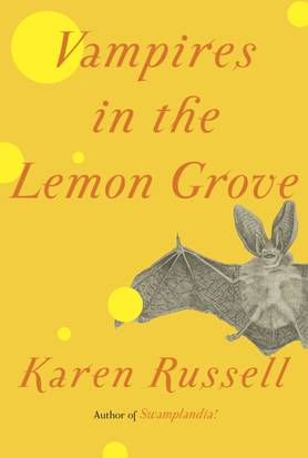 From lemon juice to blood, Russell spins her magic