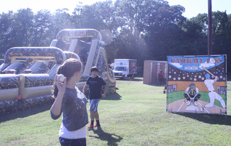 Students flock to Back to School Bash