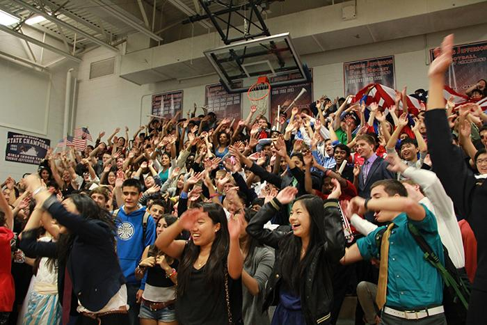 Students show school spirit for Dress Your Best Day