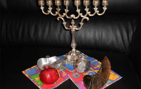 Jewish students celebrate religious holidays throughout the year.