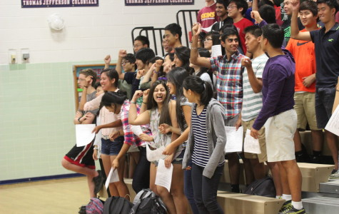 Classes hold annual Homecoming class meeting