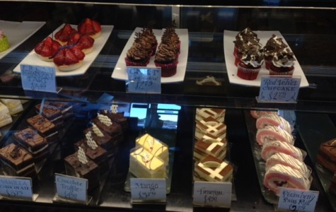IndAroma: tasty food, great desserts, disappointing service
