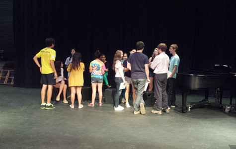 Performing Arts Showcase starts during eighth period