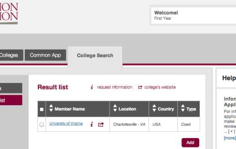 Malfunctioning Common App exasperates seniors