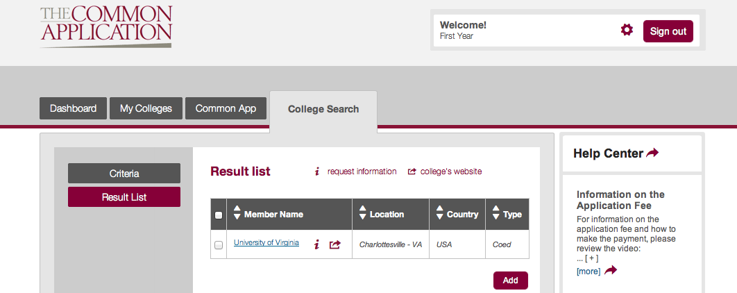 The Common App's frequent glitches have caused seniors to panic about early action and early decision deadlines.