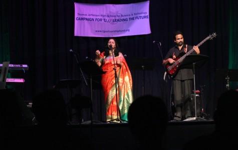 TJ Partnership Fund holds benefit concert
