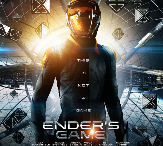 photo courtesy of www.endersgamemovie.com.