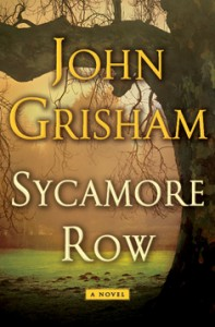 Sycamore Row intrigues readers with court drama and mystery