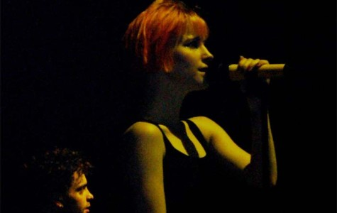 Paramore rocks stage during self-titled tour