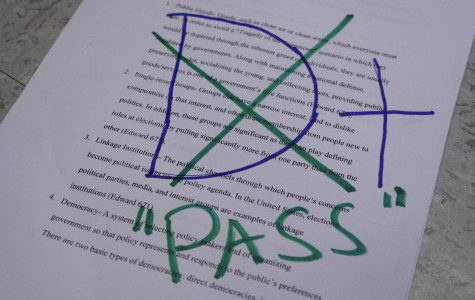 The idea of a pass/fail requirement is too optimistic