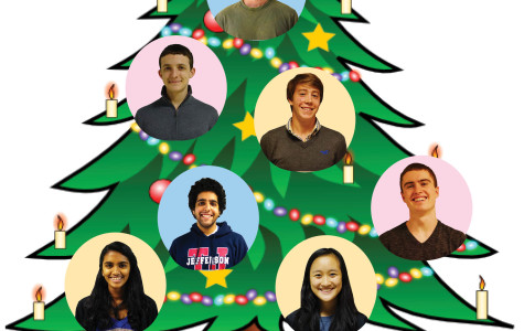 Student creativity shines through in holiday sweater design contest