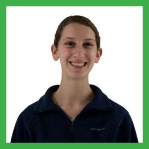 Senior Rachel Zoll