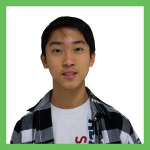 Freshman Samuel Liu