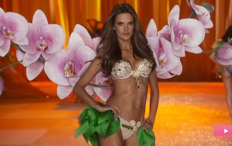 Victoria's Secret Fashion Show presents unhealthy message