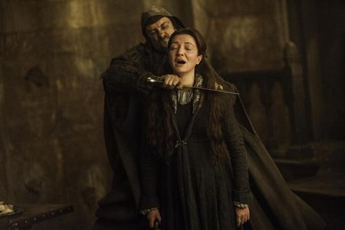 The Red Wedding in Game of Thrones'