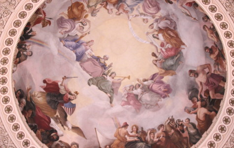 "Constantino Brumidi's ""The Apotheosis of Washington"